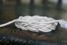Etsy {NewYork} Street Team - Indie Artists, Artisans & Crafters of the NY Metro Region: Sailor's Knot Bracelet Tutorial