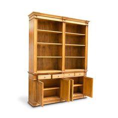 Estante english bookcase com 2 módulos - 1,75x2,20x0,36m (lxaxp)