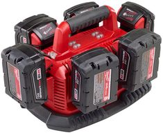 Milwaukee M18 Six pack battery charger
