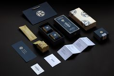 Yuheng Tea - Brand identity & Packaging on Behance