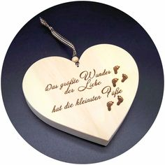 """Wooden heart stone pine """"Angel with name and date"""" Category: birth - baptism, Baby Announcement To Husband, Baby Announcement Pictures, New Baby Announcements, Desert Tattoo, Nordstrom Baby, Unique Engagement Photos, Baby Registry Items, August Baby, Baby Girl Cards"""
