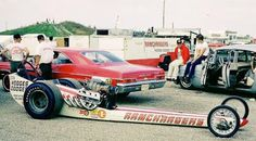 AA FD Drag Racing | Motown's own. The Ramchargers AA/FD.