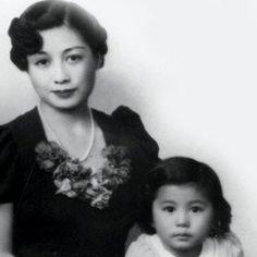 Isoko & Yoko Ono, 1936