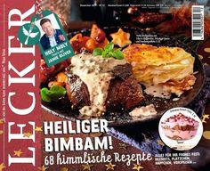"""LECKER 12/2017 """"Heiliger Bimbam!"""""""