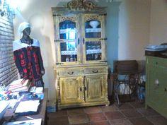 Muebles artesanales de Rudi