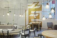 #coffee #shop  Fazer Cafe'