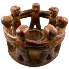 """circle of friends ceramic 