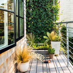 """Find inspiration for turning a deck into your favorite """"room"""" in the house"""
