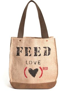 #red.org                  #love                     #FEED #(PRODUCT)RED #Special #Edition #Love         FEED (PRODUCT)RED Special Edition Love 30 Bag                                 http://www.seapai.com/product.aspx?PID=374680