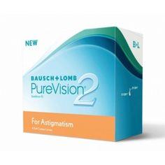PUREVISION 2 HD FOR ASTIGMATISM (6ER PACK) KONTAKTLINSEN