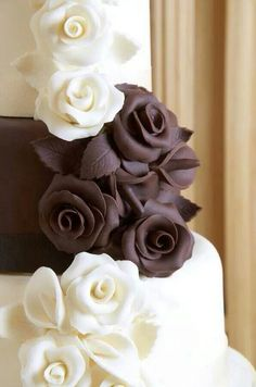 Interracial wedding cake                                                                                                                                                      More
