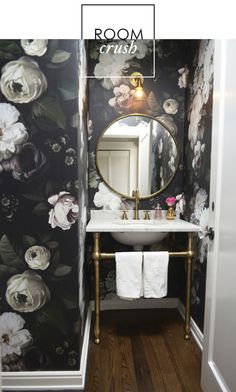 girlie bathroom