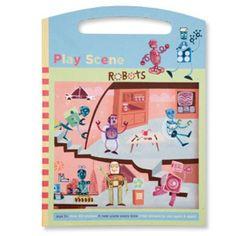 Playscene - Robotar