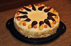 Rezept: Malakoff Torte