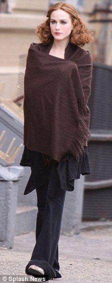 Evan Rachel Wood. The hair....