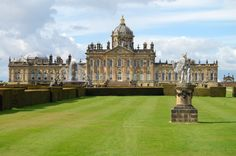 Castle Howard - Yorkshire England - is an English country house in North Yorkshire built between 1701 and 1724 by John Vanbrugh for Charles Howard, 3rd Earl of Carlisle., http://www.everycastle.com/Castle-Howard.html#