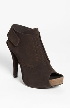 Pedro Garcia Open Toe Bootie available at #Nordstrom