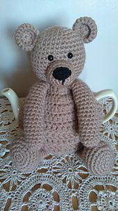 Ravelry: Gorgeous George Bear Tea Cosy pattern by Jacqui Whiteley