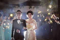 Outdoor Javanese Wedding at De La Rossa Kemang -