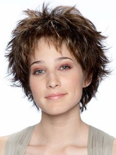 Smooth Subtle Fade - 30 Short Ombre Hair Options for Your Cropped Locks in 2019 - The Trending Hairstyle Shaggy Short Hair, Short Shag Hairstyles, Short Brown Hair, Short Pixie Haircuts, Undercut Hairstyles, Short Curly Hair, Short Hairstyles For Women, Hairstyles With Bangs, Short Hair Cuts