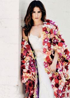 Karla Souza for instyle Mexico.