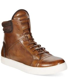 manly-shoes:  Kenneth Cole Double Header SneakersHeart it on Wantering and get an alert when it goes on sale.