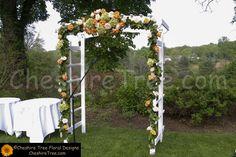 Wedding Designs for Arches and Chuppahs
