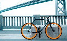 rizoma x dirk bikkembergs:  metropolitan bike