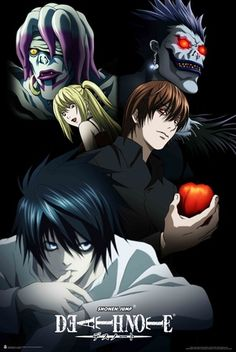 Death Note Posters at AllPosters.com