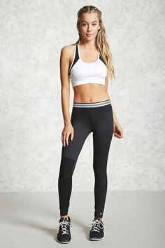 Active Ribbed Knee Leggings | Forever 21 - workout stylish in gym Workout Clothes | Yoga Tops | Sports Bra | Yoga Pants | Motivation is here! | Fitness Apparel | Express Workout Clothes for Women | #fitness #express #yogaclothing #exercise #yoga. #yogaapparel #fitness #diet #fit #leggings #abs #workout #weight | SHOP @ FitnessApparelExpress.com