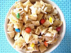 The Royal Cook: Party Cereal Mix