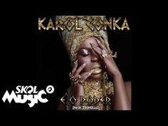 """Saiu o novo single da Karol Conka!! É o Poder, produzido pelo Tropkillaz. Vem conferir!!! Após o sucesso de """"Tombei"""" — que virou hit das pistas, Karol Conka..."""