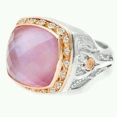 Tacori jewelery I LOOOVE!! (The best)