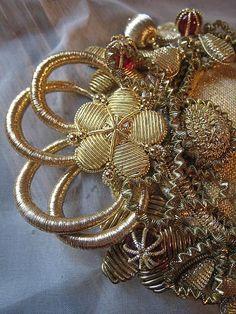 Varinka's Mamka's beadwork