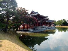 Uji Byodo in Temple