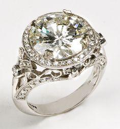 5 Carat Diamond Ring Tiffany's | carat diamond ring Will Make You Impressed