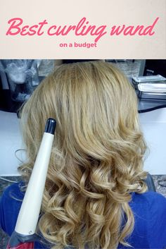 Best curling wand on