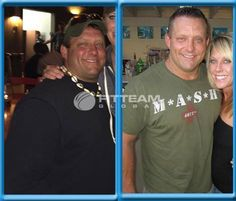 """My husband Bill was a Combat Instructor in the Military for over 20 years. He was in an auto accident Jan of 2014. He has not seen a gym since then. He's no longer able to train himself. The accident took his Military career from him. He suffers from severe PTSD AND THIS PRODUCT HAS SAVED HIM. He weighed 290 lbs 8 weeks ago and now weighs 255 lbs. People need to know that this product is not just for weight loss. This product gave him his life back mentally and physically."" -Shannon"