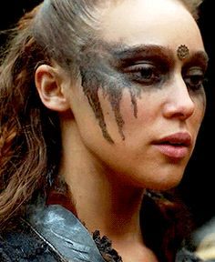 alycia debnam carey - lexa - the 100