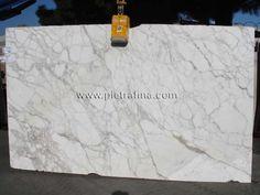 Calacatta Vagli Oro Marble | Pietra Fina, INC. Calacatta, Marble Countertops, Italy, Kitchen, Ideas, Marble Counters, Italia, Cooking, Kitchens
