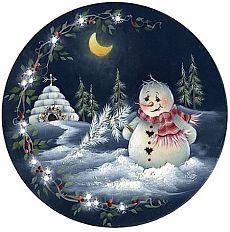 """Képtalálat a következőre: """"merry christmas rice paper"""" Christmas Rock, Christmas Pictures, Christmas Snowman, All Things Christmas, Vintage Christmas, Christmas Holidays, Merry Christmas, Painted Christmas Ornaments, Christmas Decorations"""