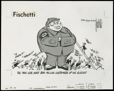 John Fischetti. From John Fischetti Papers, January 14, 1979.