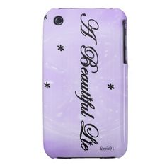 A Beautiful Lie iPhone 3 Cover