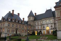 Paris Cité Internationale Universitaire