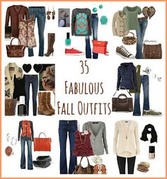 The Thriftiness Miss: 35 Fabulous Fall Outfits