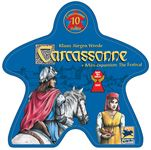 Carcassonne: 10 Year Special Edition | Board Game | BoardGameGeek