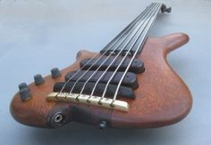 The Duece 6 string fretless