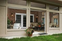 under the deck - patio by M.J. Whelan Construction