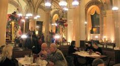 Cafe Central in Vienna offers free daily piano concerts, from 5.00 pm.