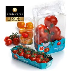 The world's leading packaging design competition. This globally accredited award is the definitive symbol of creative excellence in packaging. Salad Packaging, Fruit Packaging, Food Packaging Design, Fruit Box, Fruit Fruit, Vegetable Packaging, Chip Bags, Homemade Butter, Slow Food